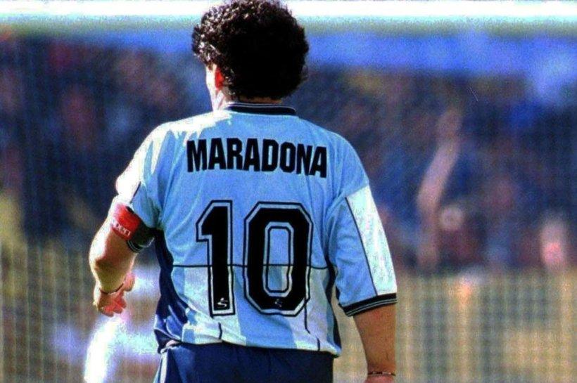 Proponen crear el Día Nacional del Fútbol en la fecha de nacimiento de Maradona
