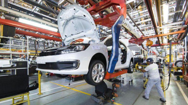 La producción automotriz creció 20,2% en Noviembre