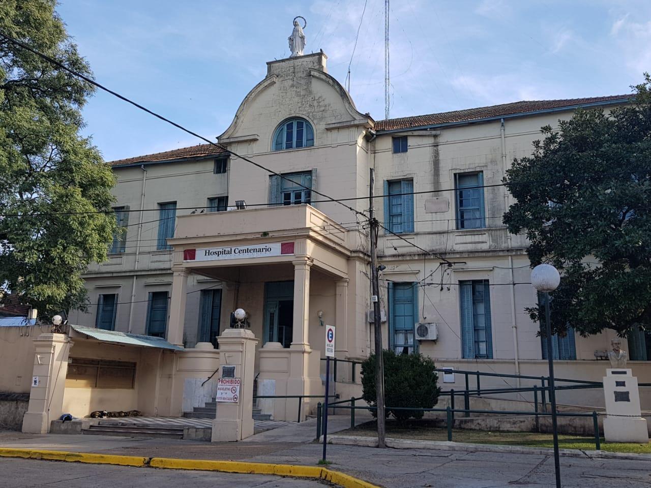 ALARMANTE: 9 de cada 10 camas de terapia intensiva están ocupadas en el Centenario
