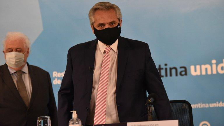 """Fernández: """"Le exigí la renuncia con dolor a Ginés, lo que hizo es imperdonable"""""""