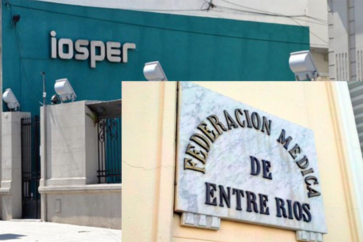 IOSPER analiza contratar médicos propios tras el tercer rechazo de FEMER