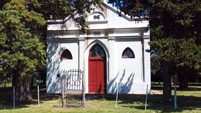 Realizaron una fiesta clandestina en una iglesia