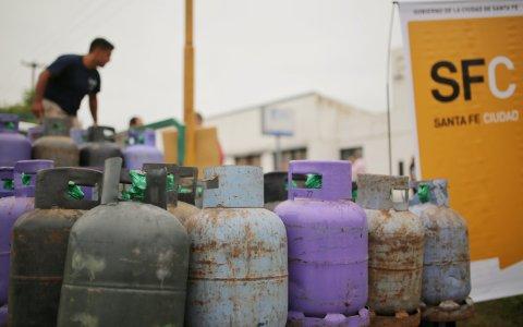 El Gobierno fijó los aumentos en el precio de las garrafas