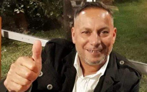 "Dolor en Gualeguaychú por la muerte de Javier ""Conejo"" Benítez"