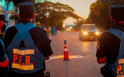 Nación quiere restringir la circulación nocturna desde las 22