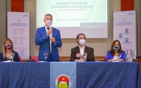 El Tribunal de Cuentas capacitó a Comunas en Gualeguaychú