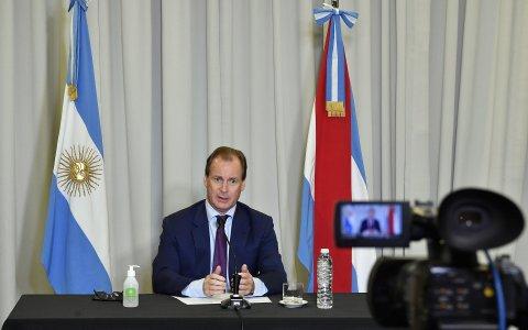 Bordet confirmó la adhesión de Entre Ríos al DNU Nacional