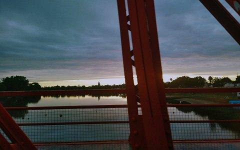 El Río Gualeguaychú creció más de un metro este Sábado