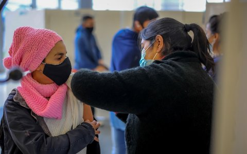Ya se aplicaron más de 82.000 dosis en el Departamento Gualeguaychú