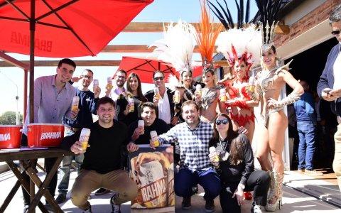 Brahma será el main sponsor del Carnaval de Gualeguaychú