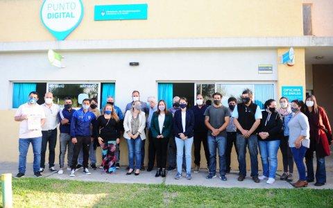 11 emprendedores de Pueblo Belgrano obtendrán sus herramientas de trabajo