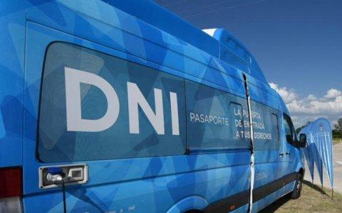 El RENAPER realiza un operativo móvil de DNI y Pasaportes en Gualeguaychú